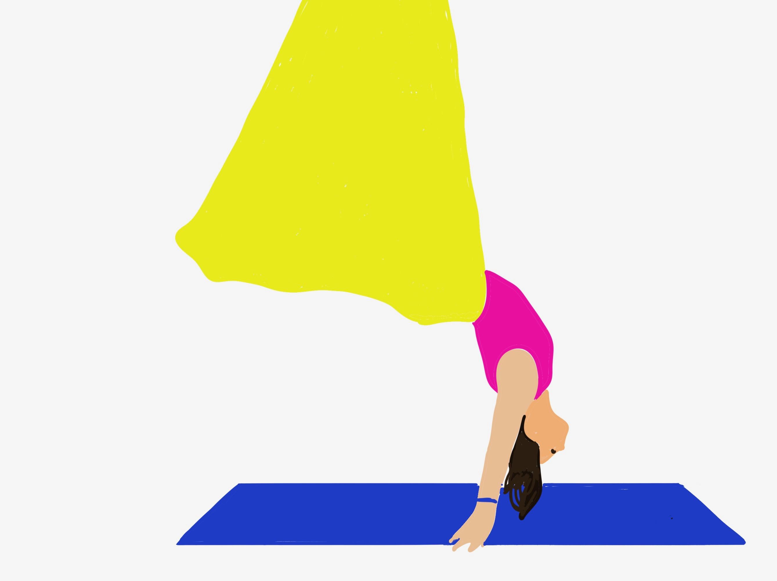 yoga klassen mit unterschiedlichem fokus